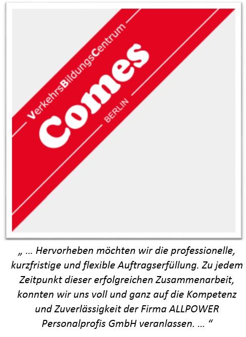 VBC - Comes Berlin